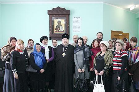Глава Орловско-Ливенской епархии встретился с преподавателями ОПК