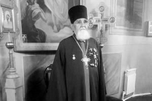 Отошел ко Господу протоиерей Василий Иванович Омелюсик