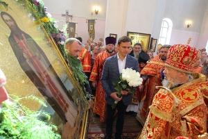 Торжества в честь 905-летия памяти прмч. Кукши — святого крестителя центральной России. Фоторепортаж