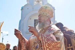 В день памяти святого равноапостольного князя Владимира архиепископ Антоний совершил литургию в храме Александра Невского