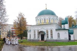 Чин освящения храма во имя святителя Луки Крымского в Орле. Фоторепортаж