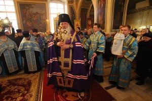 Архиепископ Тихон начал свое служение на Орловской кафедре