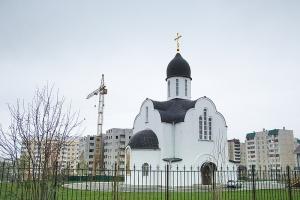 Храм святой блаженной Матроны Московской отмечает престольный праздник