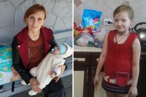Прихожане Свято-Троицкого храма продолжают помогать нуждающимся семьям