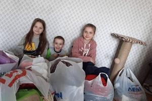 Пасха в каждый дом: община Свято-Троицкого храма Орла помогает нуждающимся