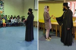 Воспитанников Детской деревни-SOS Лаврово поздравили с Пасхой