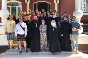 Юные футболисты Орла, Ливен и Курска сразились на Спортивном празднике Орловской митрополии