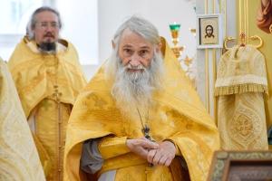 Орловская епархия молится о здравии схиархимандрита Илия (Ноздрина)