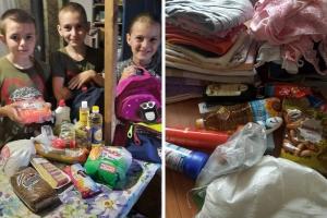 Время добрых дел: в июле более 10 орловских семей получили помощь от Центра защиты материнства и детства