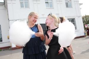 Орловская епархия организовала большой праздник для детей из многодетных семей в канун 1 сентября