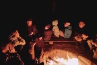 Во Мценском районе с4по11августа 2019 г. проходил детский православный палаточный слет «Владимирская Русь. Господин Великий Новгород» помотивам событий 13века