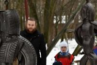 Орёл присоединился к международной акции «Муромская дорожка». 1 января 2021 г.