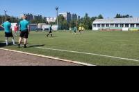 Юные футболисты Орла, Ливен и Курска сразились на Спортивном празднике Орловской митрополии. 17 июня 2021 г.