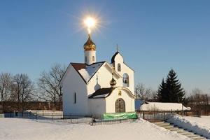 Храм преподобного Сергия Радонежского с. Кирово