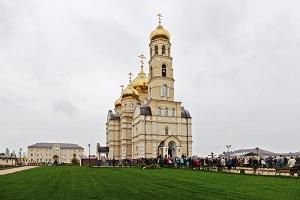Храм Сретения Господня в п. Вятский Посад