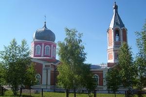 Храм святого великомученика Димитрия Солунского с. Рогатик