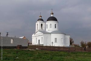 Свято-Троицкий храм п. Шахово