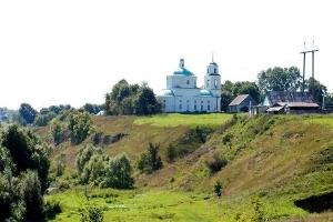 Иоанно-Богословский храм с. Платоново