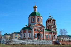 Храм Покрова Пресвятой Богородицы п. Покровское