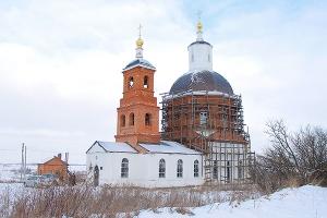 Михаило-Архангельский храм с. Сабурово