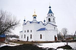Храм Казанской иконы Божией Матери д. Яковлево