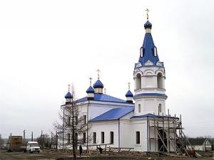 Успенский храм с. Теличье