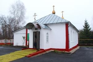 Никольский храм п. Сосково