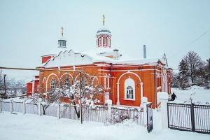 Христорождественский храм г. Болхова