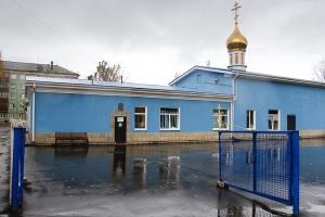 Храм иконы Божией Матери «Знамение» Курская-Коренная г. Орла