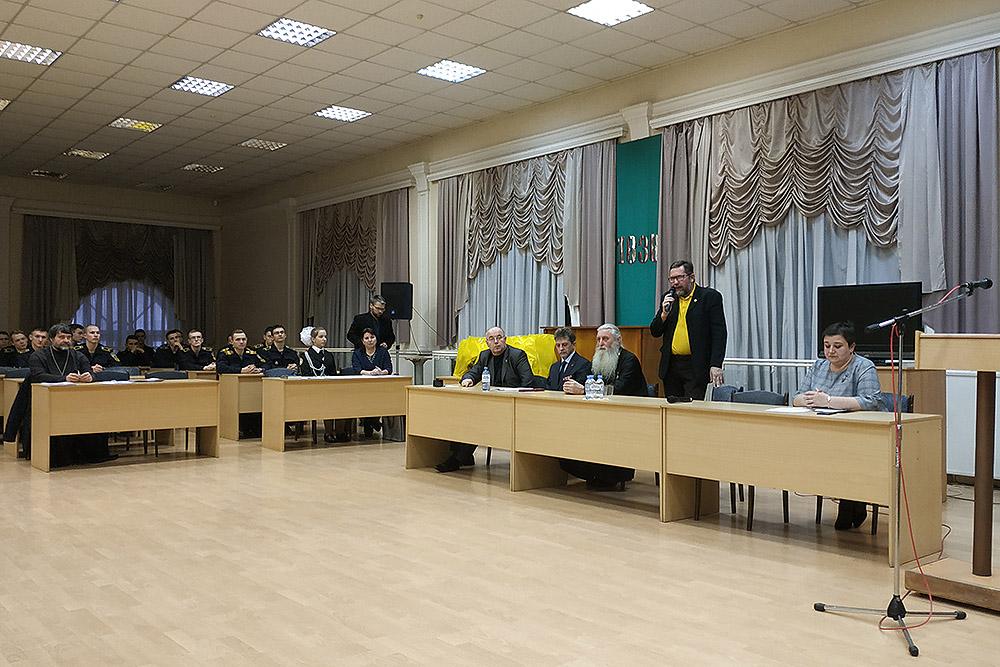 В областной библиотеке им. И. А. Бунина к 250-летию учреждения ордена Святого Георгия прошла конференция