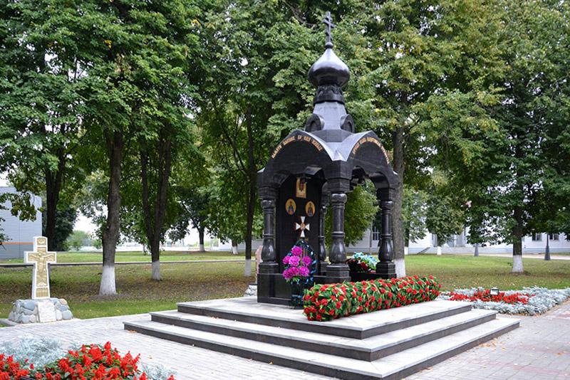 В парке Победы после реконструкции появится часовня в память неизвестных солдат войны